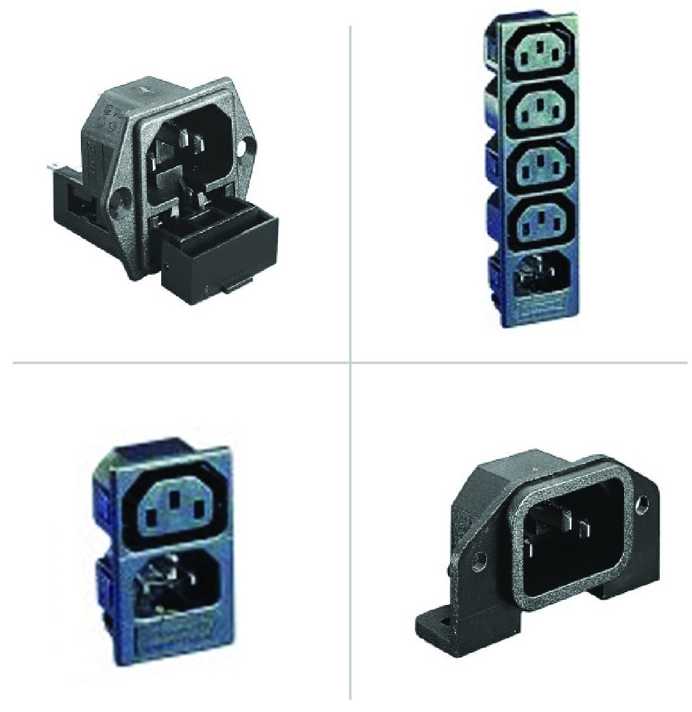 Bulgin IEC Connectors