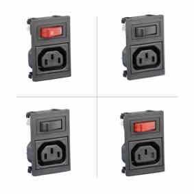 Bulgin Sheet F Polysnap Connectors