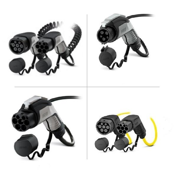 EV Charging Station Cables