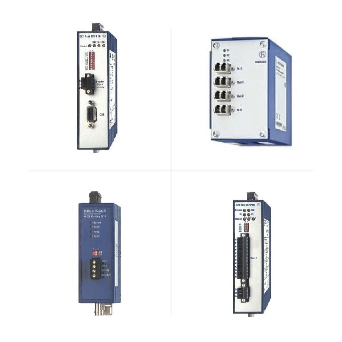 Fibre Interfaces / Bypass Relays
