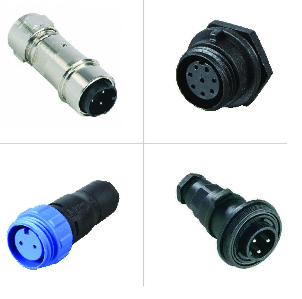 IP68 Connectors