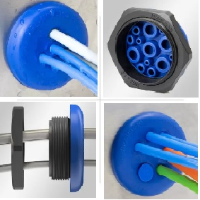 Hygienic Cable Entry Plates