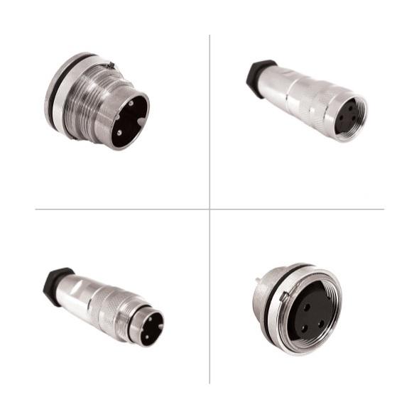 Bulgin M16 Series Connectors