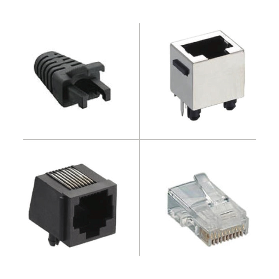 Lumberg Connect RJ Series Connectors