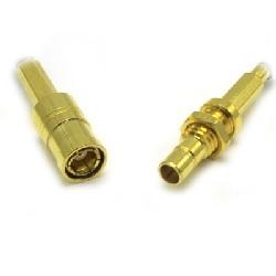 SMB 50 ohm sub-miniature connector