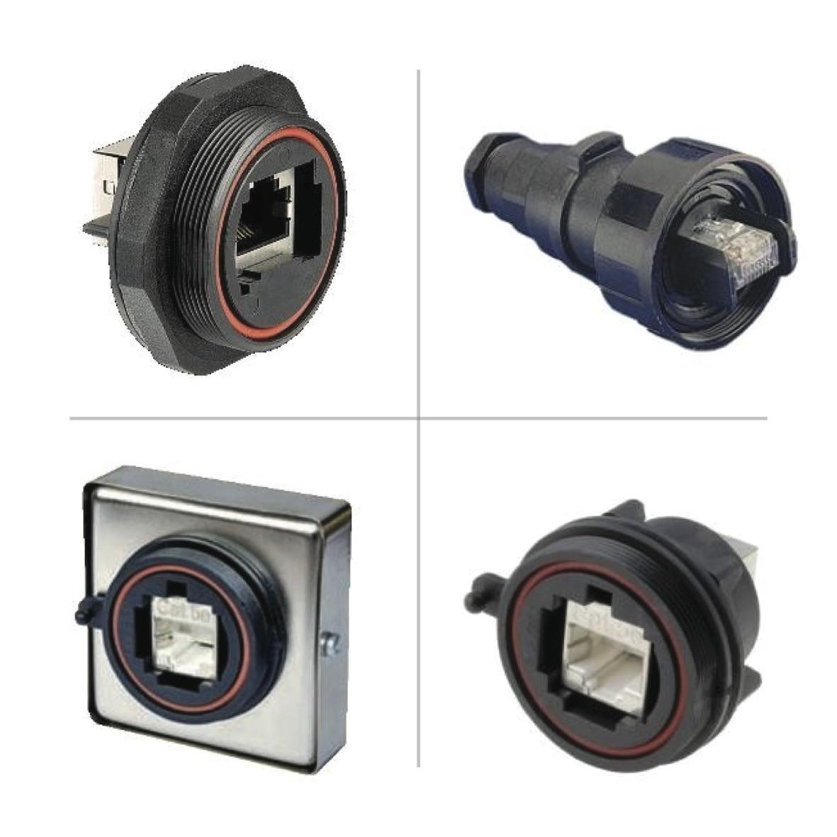 Ethernet / RJ45 Connectors