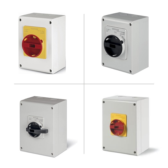 Scame Isolators
