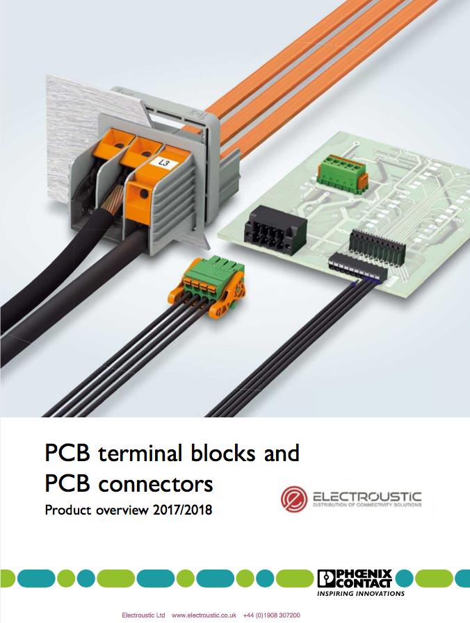 Phoenix Contact PCB Terminal Block