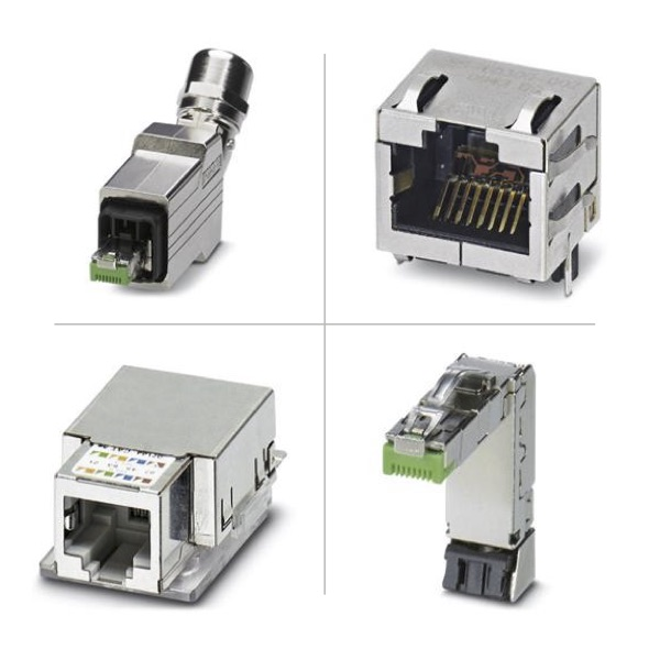 Industrial RJ45 Connectors