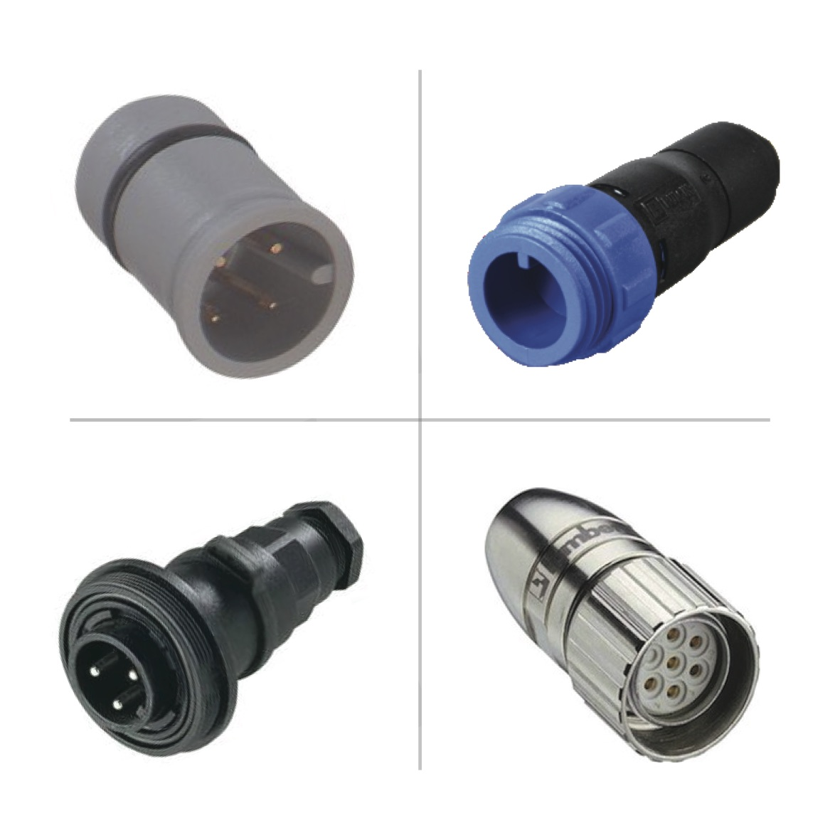 Waterproof Connectors