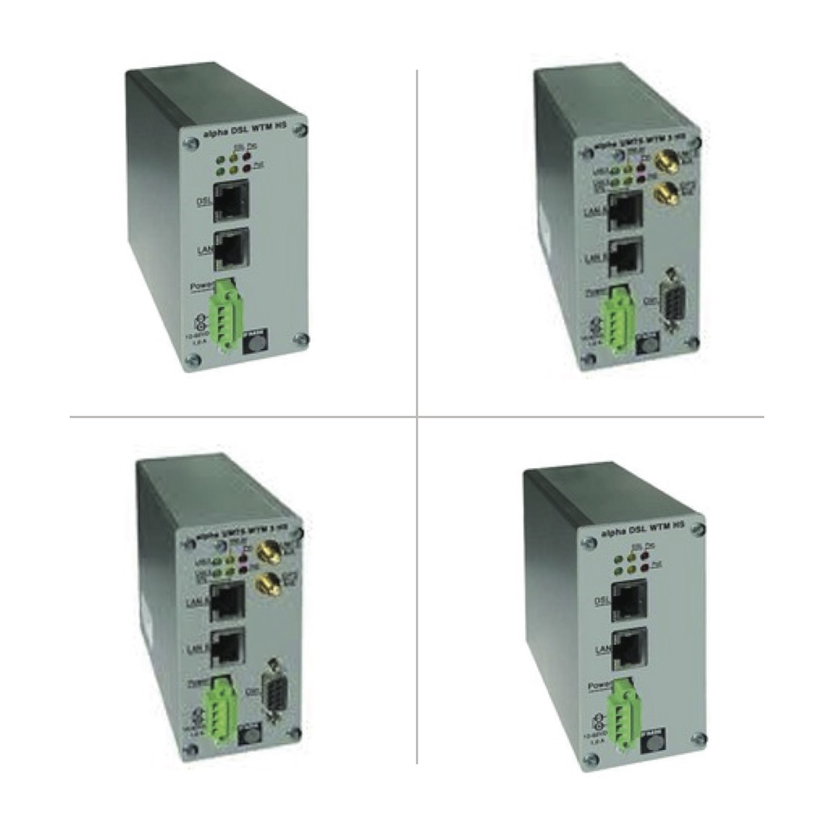 Hirschmann Wide Area Networking