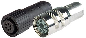 Hirschmann CA/CM Circular Connectors