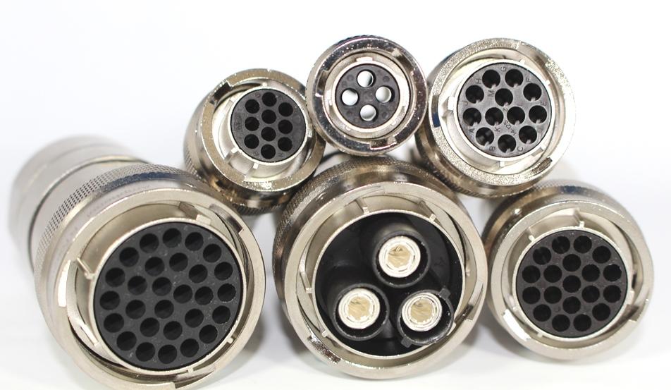 Amphenol EcomateRM Circular Multipole Connectors