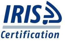 IRIS Certified