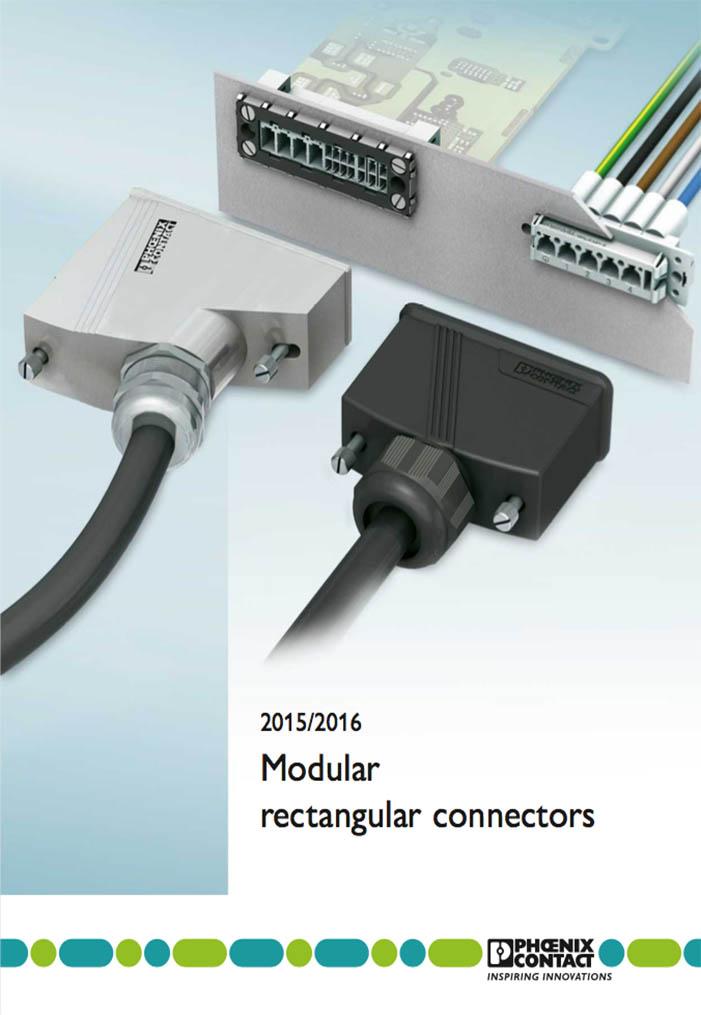 Phoenix Contact Modular Rectangular