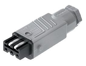 Power Connectors from Hirschmann - ST Series
