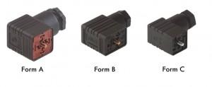 DIN 43650 Connectors
