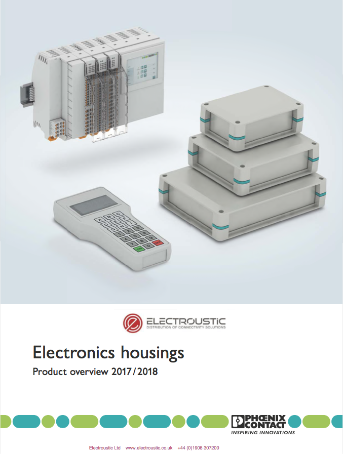 Phoenix Contact electronic housings