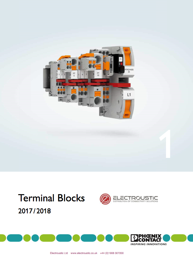 PHOENIX TERMINAL BLOCKS