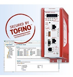 Tofino Xenon Security from Hirschmann Industrial Ethernet