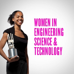 women in engineering science and technology