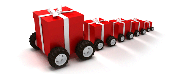 Connector orders for Christmas 2015